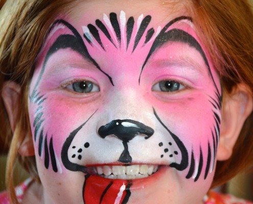 face painting for children