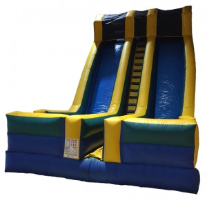 inflatable tall slide rental
