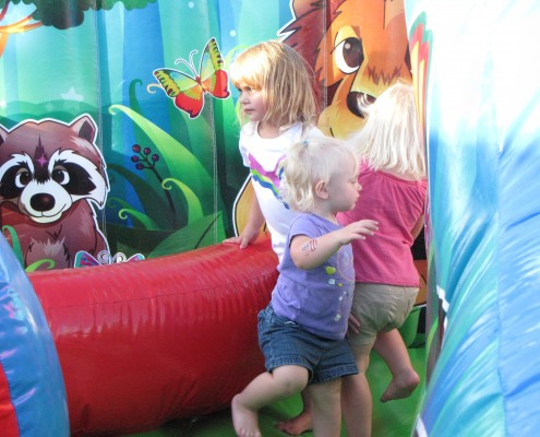 kids birthday party inflatables rentals