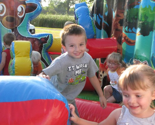 kids birthday party rentals