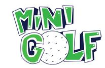 glow in the dark mini golf rental