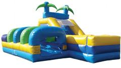 water course inflatable rental