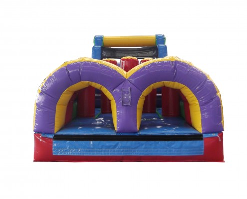 inflatable obstacle game rental