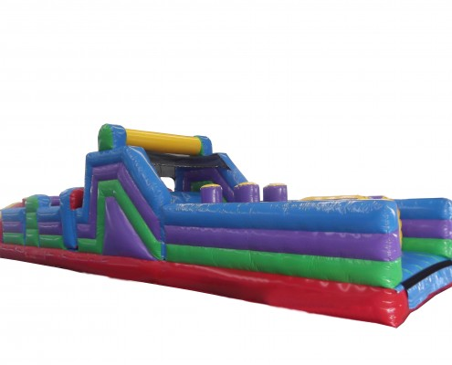 inflatable obstacle game rental for parties