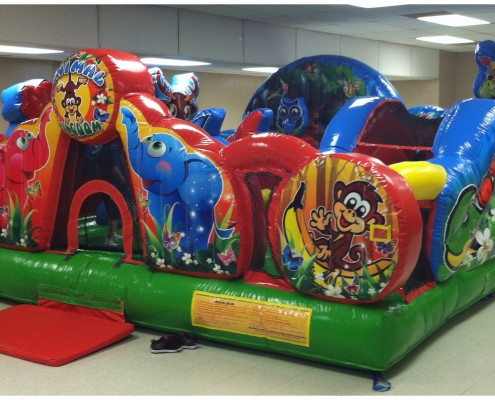 birthday party rental