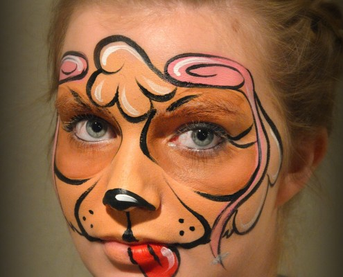 face painting rentals