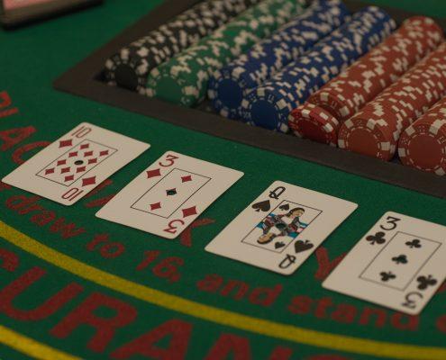 casino night rental