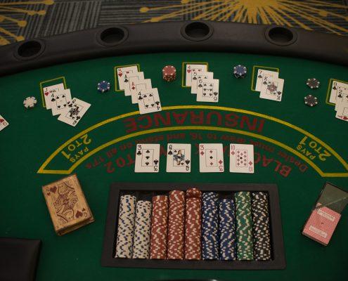 casino night party rental