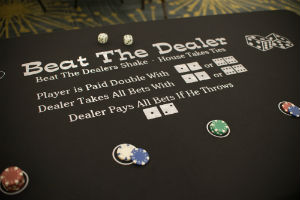 beat the dealer casino rental
