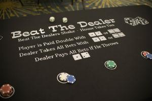beat the dealer casino rental