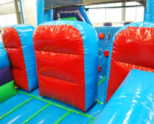inflatable game rental for parties