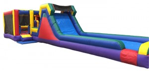 slide and bounce house rentals