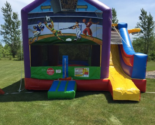 birthday party rentals bounce house