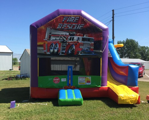childrens birthday party rental games