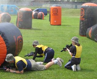 laser tag rental for party