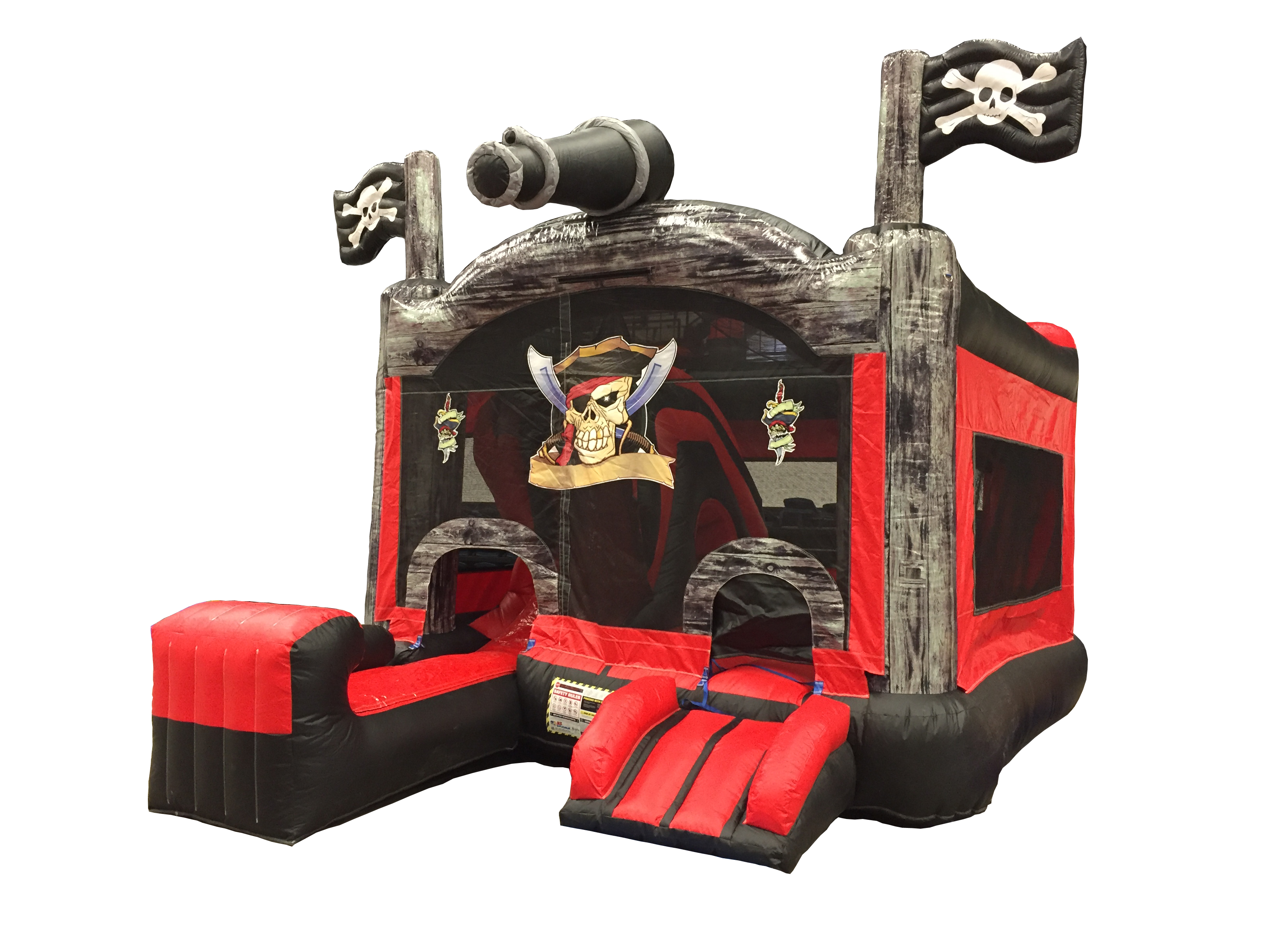 pirate house party rental