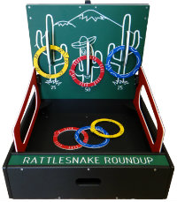 ring toss game rental