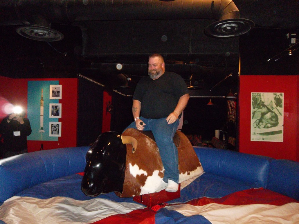 Mechanical Bull Inflatable Games