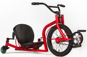 seated bike rental