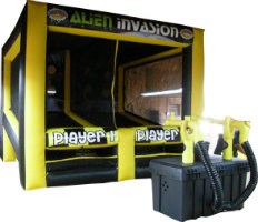 alien invasion game rental