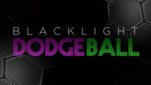 blacklight dodgeball rental