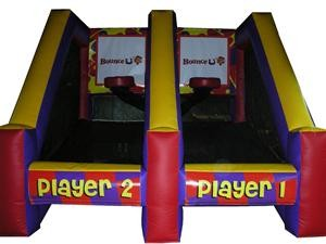basketball game rental