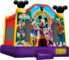 children's bounce house rental