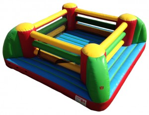 inflatable game wrestling ring