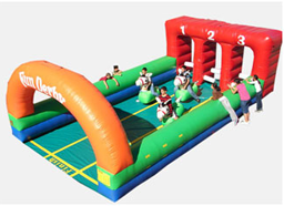 childrens inflatable game rental