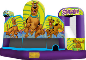 scooby doo party rental