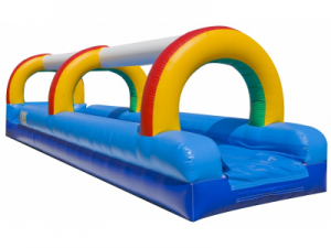 slip n slide inflatable rental