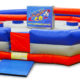 wipeout inflatable game