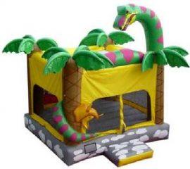 tropical dinosaur rental