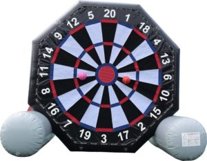 soccer darts party rental