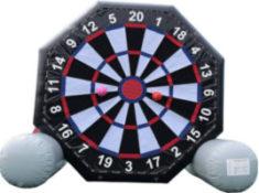 inflatable darts rental