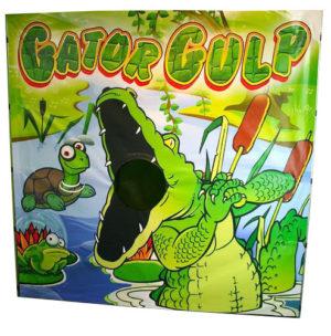 gator gulp game rental