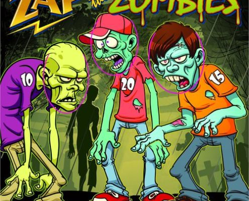 zombies game rental