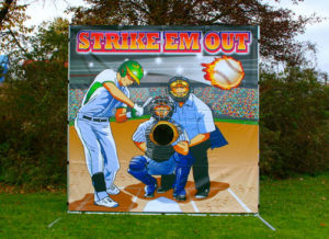 Baseball Toss - Strike Em Out